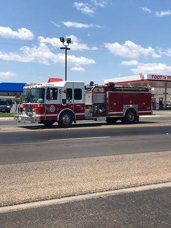 Pampa Fire Department