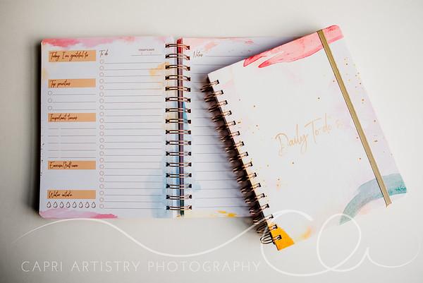 Daily to do calendar