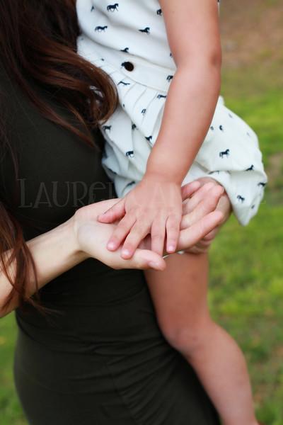 Jinhee & Mila {Mommy & Me}