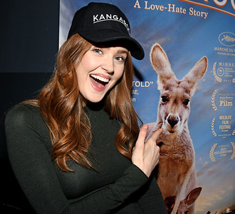 """NYC Film Premiere and After-Party of """"Kangaroo: A Love-Hate Story"""""""