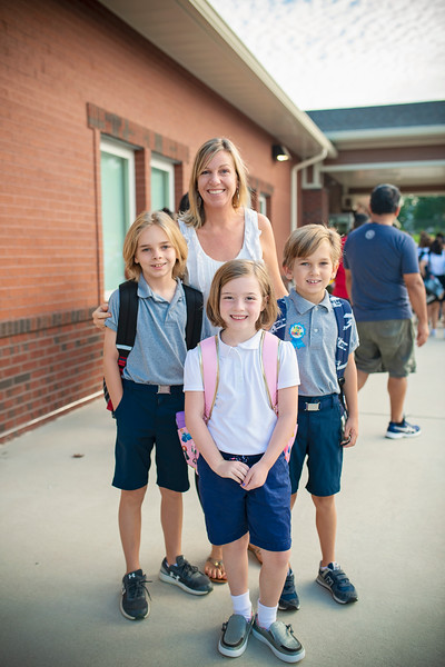 2019 First Day of 1st Grade
