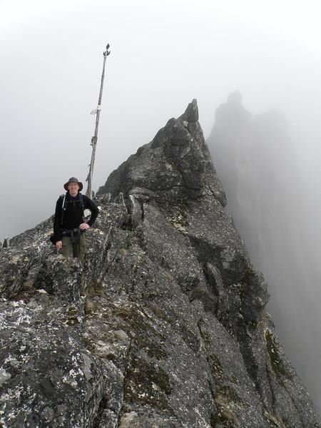 Nangkar Tshang Climb