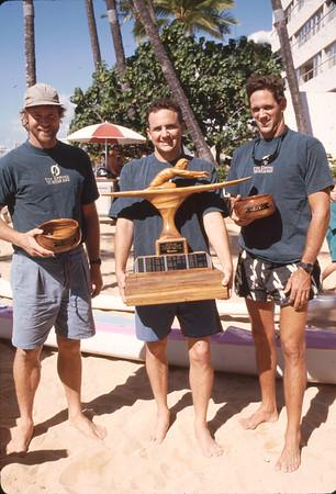 7th Annual Winter Tri Ocean Races 12-16-1995