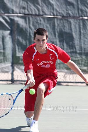 Tennis - High School 2010