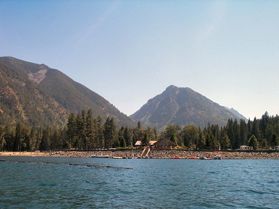 Wallowa Lake, OR -- 2003