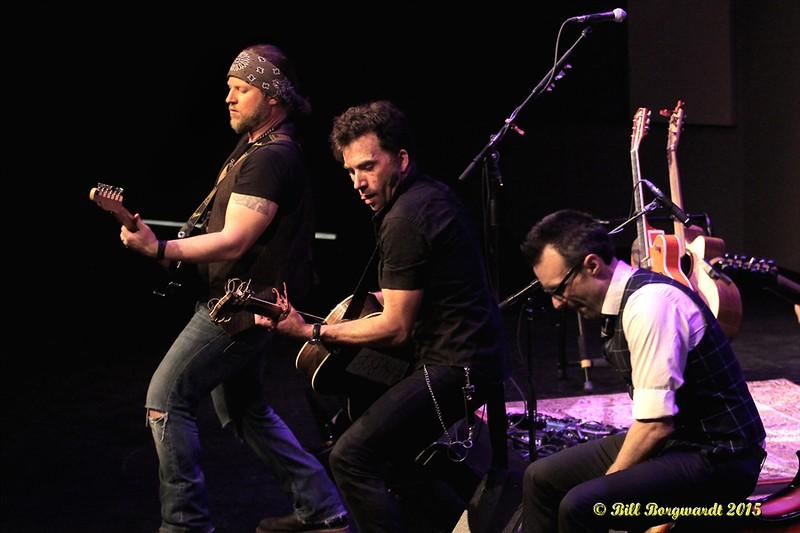 Joel Rathjen, Ryan Langlois & Teddy Michaylow - Boom Chucka Boys - McLab Theatre 2015 624