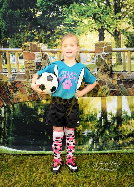 KG Little Lady Bearcats - - TNYMCA Soccer Spring 2016