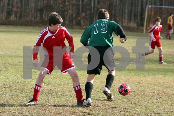 Batavia U-14 Boys vs Bethel 11/14/09