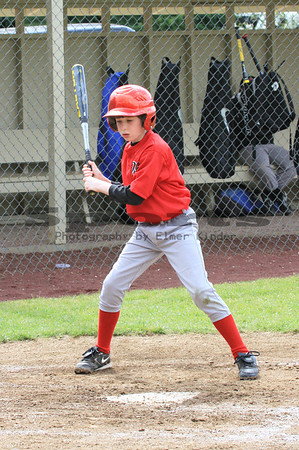 Boys Minor Baseball