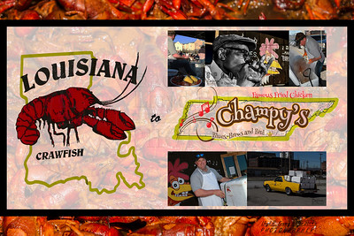 Champy's Crawfish Boil 2014
