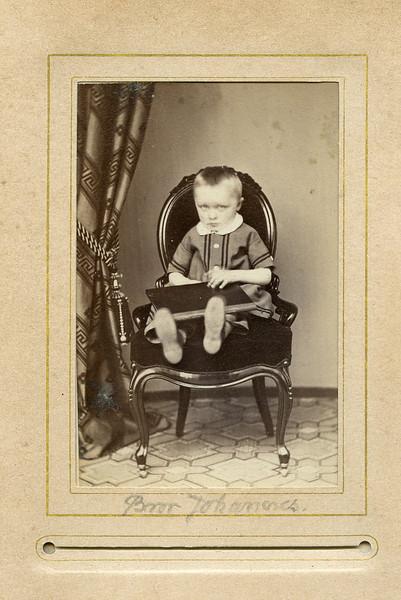 Johanne Hedemanns Album billede nr. 66