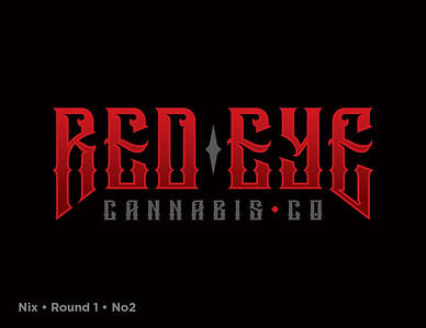 Red Eye Logo Concepts