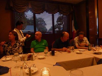 King Umberto's Dinner August 30, 2010