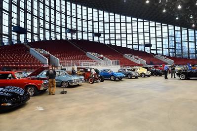 2019 Raleigh Auto Expo - Classics