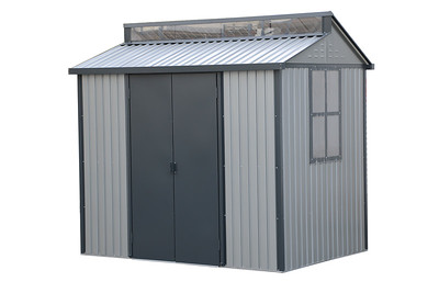 Aluminum Series shed