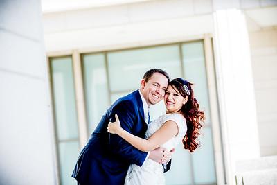 2016 Martinez-Larson Wedding