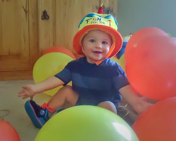 Houk Kid Birthdays