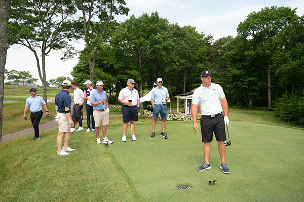 2nd Tee Bruce Anderson Pairing