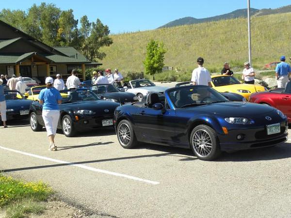6th Annual Spradley Barr Dealer Event