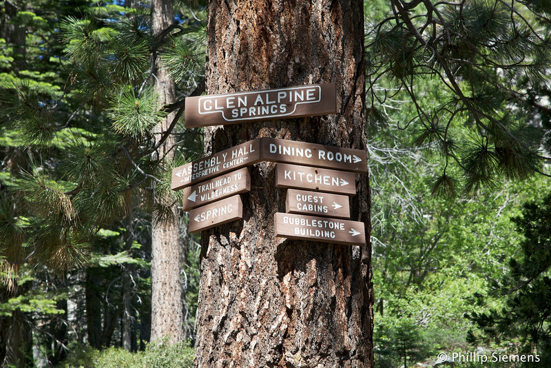 Glen Alpine Springs