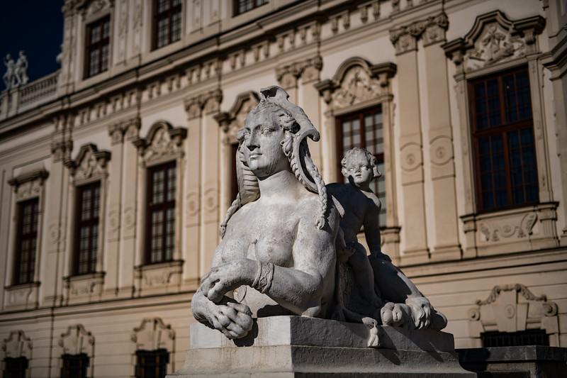 Belevedere Palace, Vienna