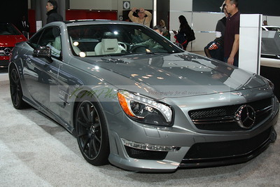 New York International Auto Show 042114