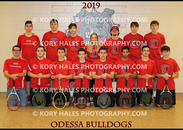 2019 OHS Boys Tennis