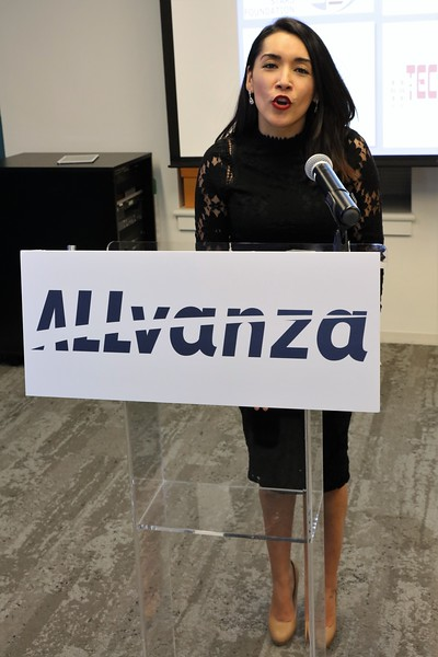 ALLvanza Launch Event