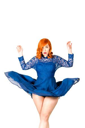 Model: Jaz Wickson, HMUA: Anastasia Kouzoukas