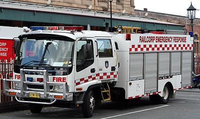 Railcorp Emergency Response