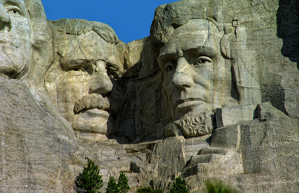 Mount Rushmore National Monument Collectiopn