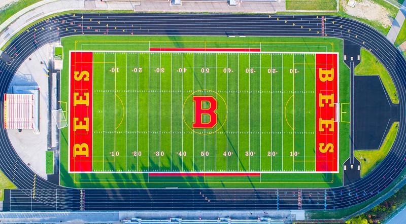 Brecksville Broadview Heights High School Drone Photos