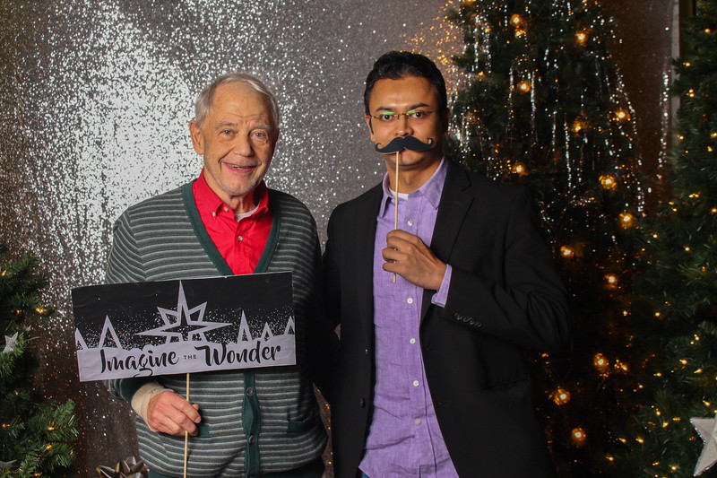 Christmas Concert Photobooth