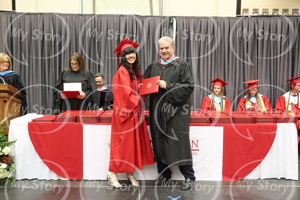 2018 Diploma (A - L Last Name)
