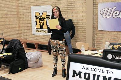 Girls Marion Graham vs Mount Royal (Nov 28)