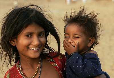 the  color INDIA