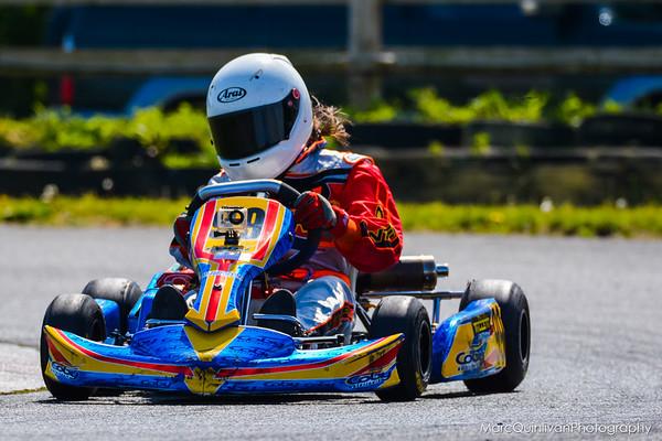 Motorsport Ireland Karting Championship 2015 - Round 4 - Athboy