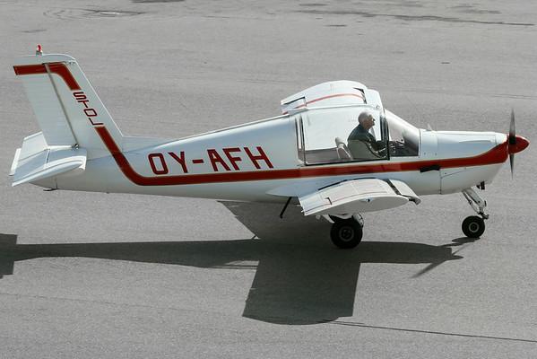 OY-AFH - Morane MS885 Super Rallye
