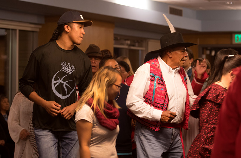 gOshtEnA (Stomp Dance): An Evening of Yuchi Tribe Song and Dance