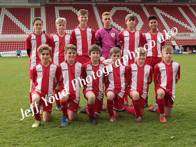 BISHOPS CANNINGS YOUTH U13  V  FAIRFORD & LECHLADE  YOUTH U13