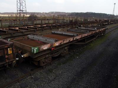 BDA - Bogie Bolster Steel Wagon