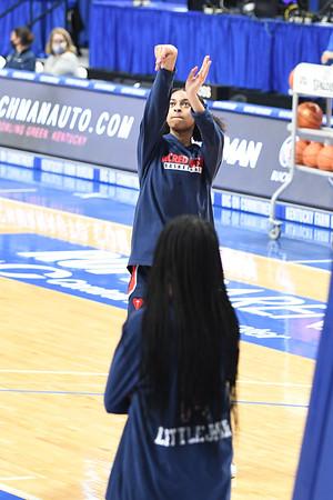 2021-04-07 SHA vs Knott County Central Girls Varsity Basketball