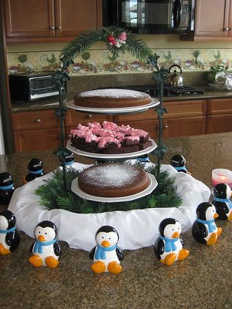 China Mom's Christmas 2009 - Penguins
