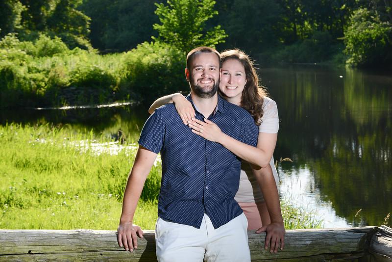 Lauren Harris and Bobby Puishys - June 22nd 2020