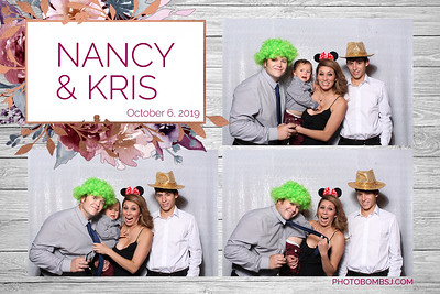 Nancy & Kris' Wedding