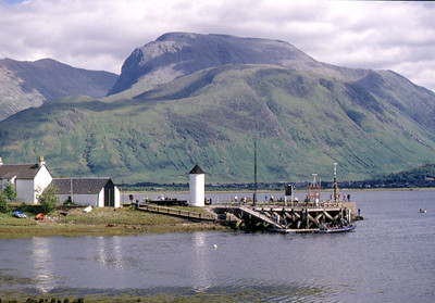 1996 - Fort William and Oban