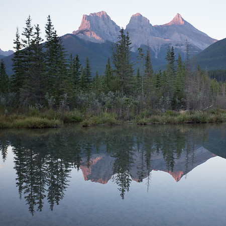 Banff / Glacier