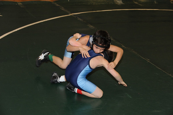 Wrestling - New Year's Bash - 2:00 to 4:00 PM