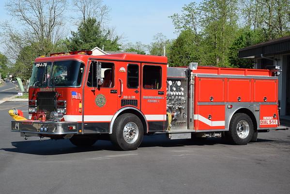 Marlboro Fire Company #1 Station 28-1