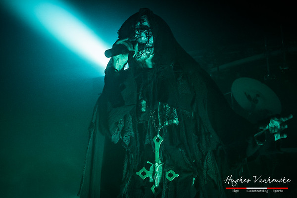 Mayhem (NOR) @ Hard Rock Fest - De Spikerelle - Avelgem - W-VL - Belgium/Bélgica